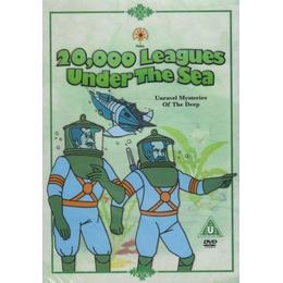 """""""20,000 Leagues Under The Sea"""" [DVD]"""